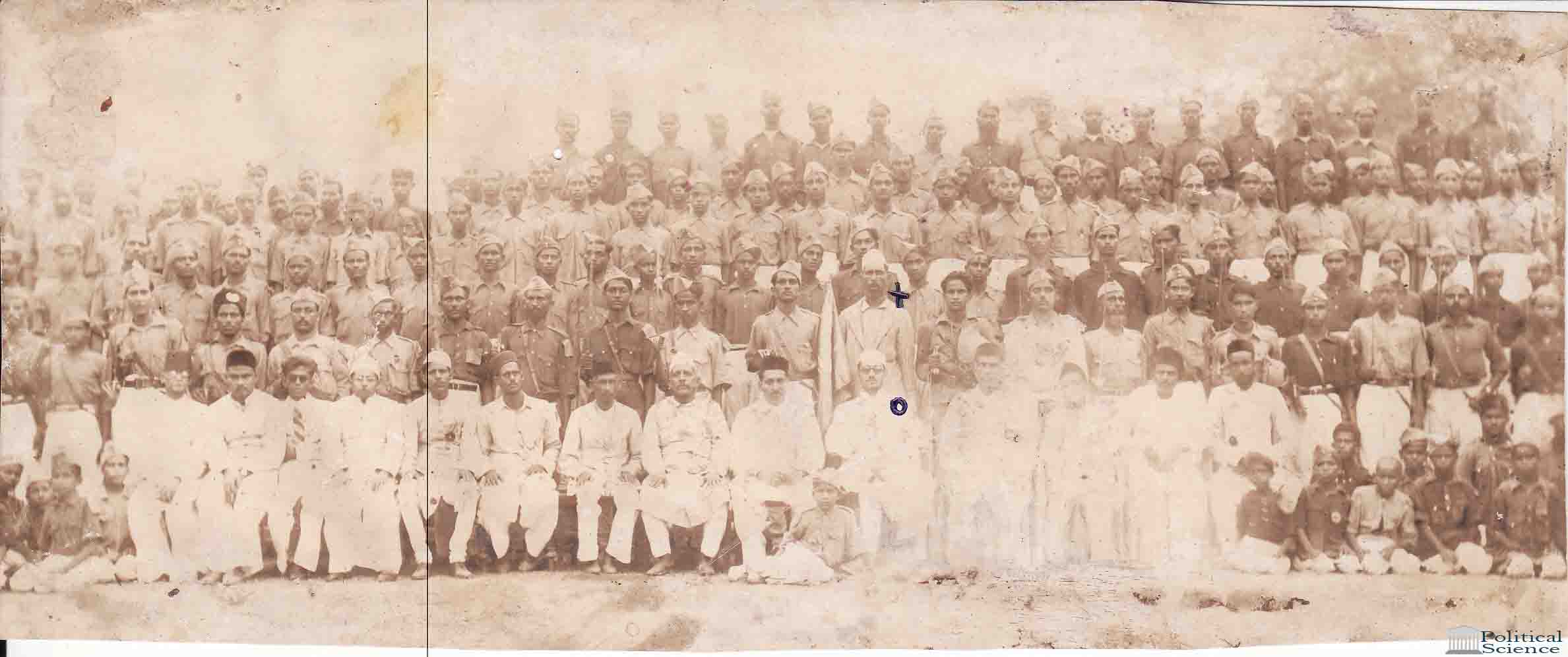 First Session of All India Jamhur Muslim League held in 1940 at Muzaffarpur Bihar