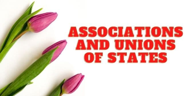 classifications of Associations and Unions