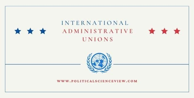 International Administrative Unions