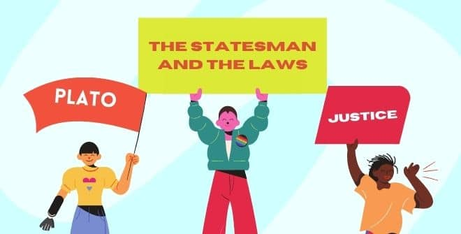 plato the Statesman and the Laws